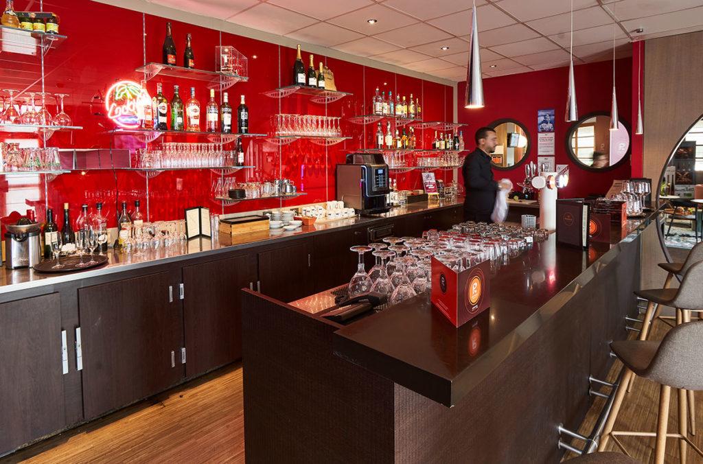 Résonance - Bar hôtel Best Western Paris Saclay